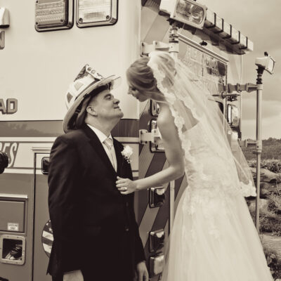 top wedding photographer videographer dj flowers mahwah nj yonkers ny florida firetruck wedding